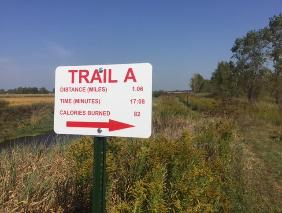 Trail Sign A